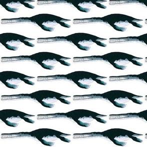 Toothy Liopleurodon