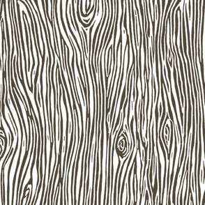 woodgrain // brown faux bois woodland tree forest