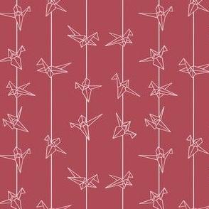 Dream panda_ crane LINE pink