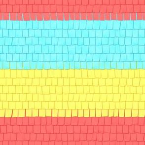 Bright Pinata Paper Texture