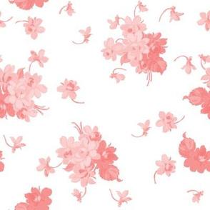 Violer in peony pink