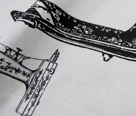 Vintage Sewing Machines - Large