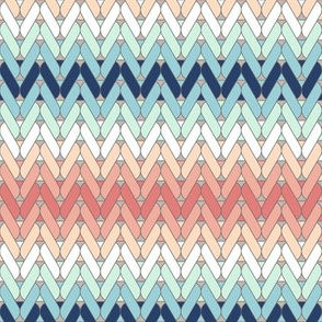 trendy stockinette knit