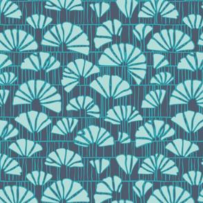 Turquois slices