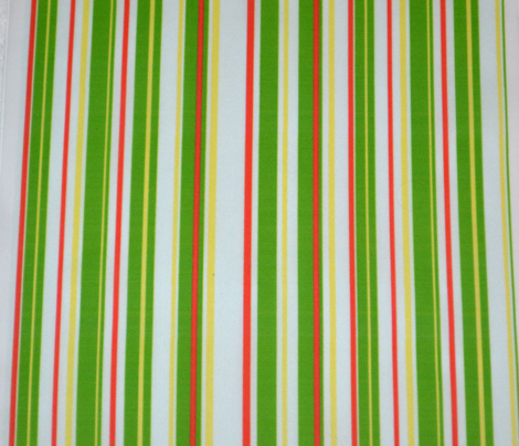 Christmas Candy Stripe