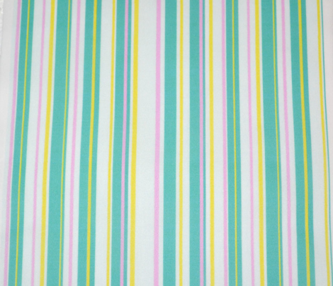 Easter Candy Stripe