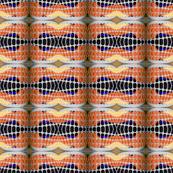 Fast and Loose Knitting - Orange