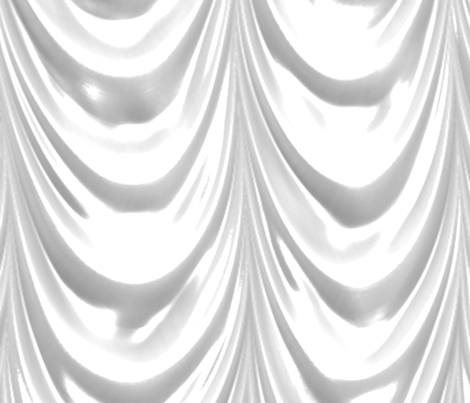 Swagger Curtains ~ Soft White