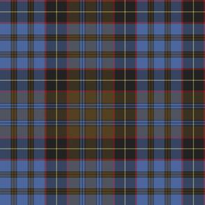 O'Connor / Ochiltree tartan, weathered