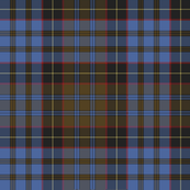 O'Connor / Ochiltree tartan, weathered