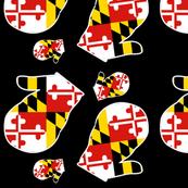 Maryland Mittens