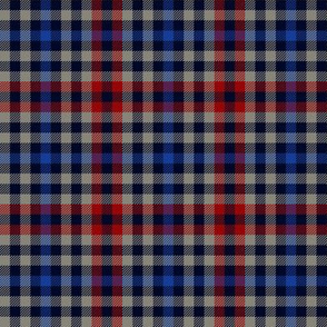 Bell / Border / South / Blackethouse tartan dark