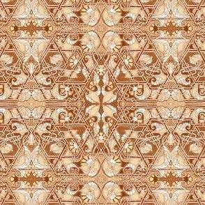 Victorian Flower Geometric