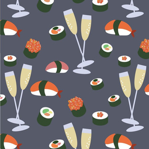 Sushi_and_Champagne
