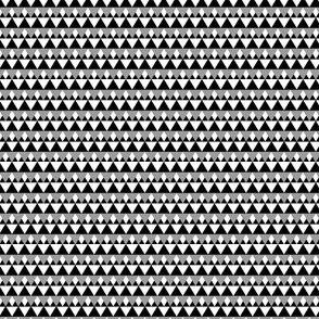 Black and Grey Chevron
