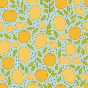 Citrus - Aqua