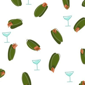 Olives & Martinis