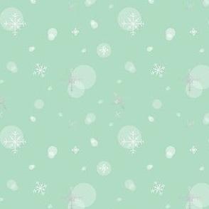 Snow - Green