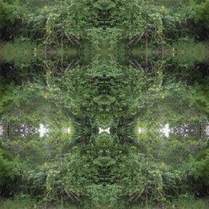 Lush Tropical Greenery (Ref. 1481)