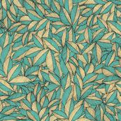 Herringbone Into Leaves