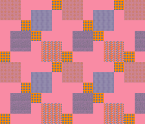 Disappearing_9-patch Pink