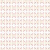 Baby Bunny Rabbit Snowflake