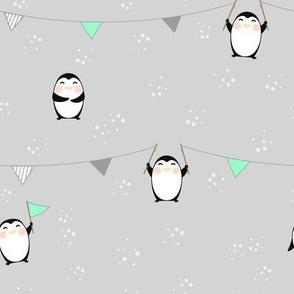Yay! Penguins!