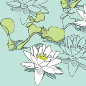 Water_Lily 15Ox2mint