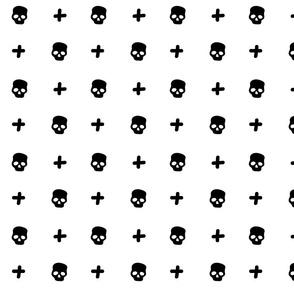 Skull & Crosses II