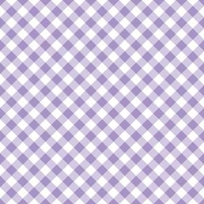 Purple Gingham