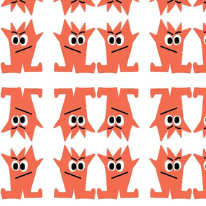 Orange Prickly II
