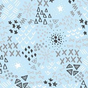 Textura (Blue)