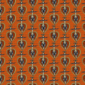 Santeria Orange small size