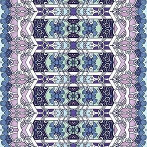 Flower Dream Stripe
