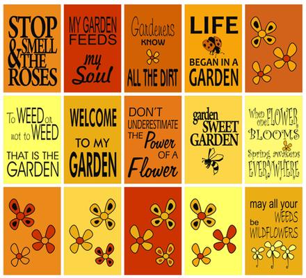 Flags_Garden_Orange_Colour