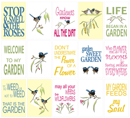 Flags_Garden_Wrens