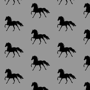 Foxtrot in grey