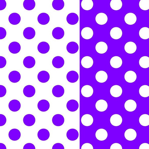 Purple-White_polka-dots