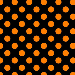 Black-Orange_polka-dots