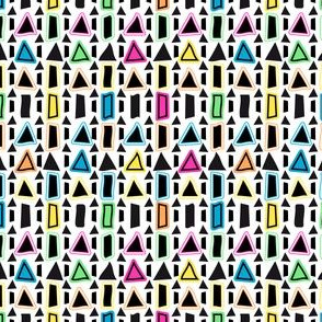 Geometric Neon