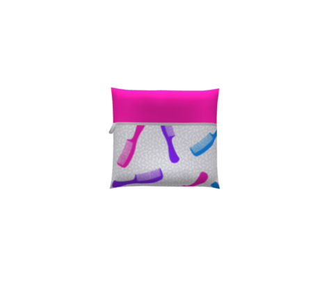 Fuchsia Pink Solid for Kiss Me