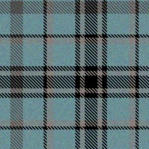 Trendy Blue Plaid 1