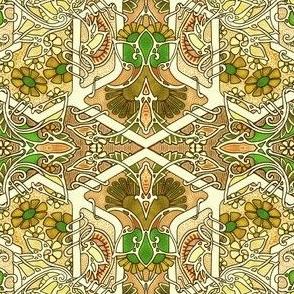 Nouveau Autumn Honeycomb