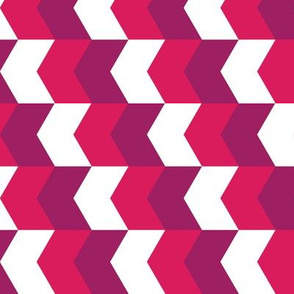 Pink and Purple Arrows