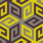 greek cube : mustardseed