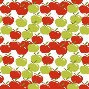 cascading apples