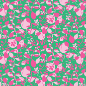 Margot | Whimsy Print | Pink