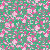 Margot | Whimsy Print | Pink
