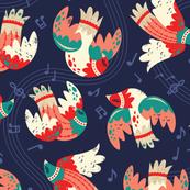 Calling Birds (Colorway Variant)