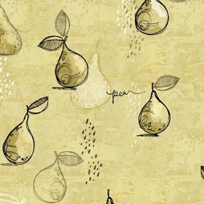 A study in pears